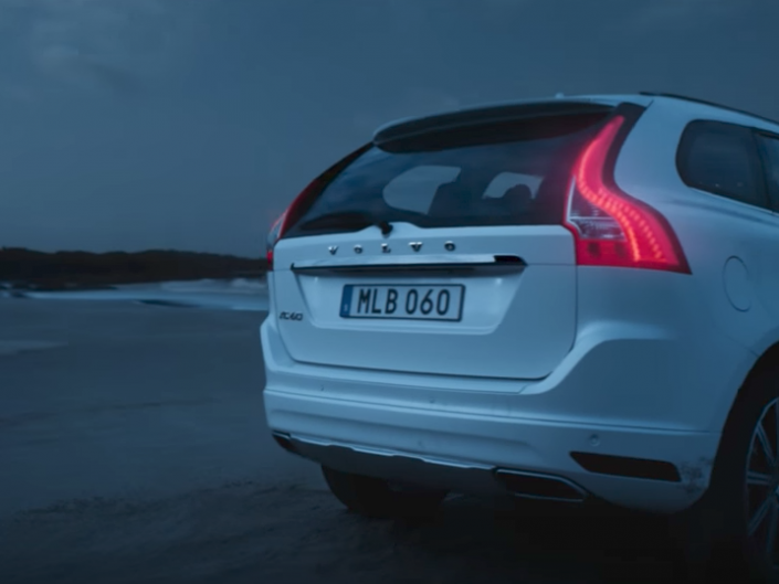 VOLVO XC60 - SEEK FEELING