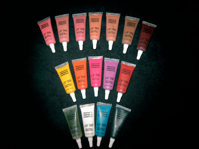 IN MY BAG // OCC LIP TARS